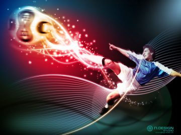 Best Soccer Background Image