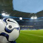 Nike soccer ball HD background