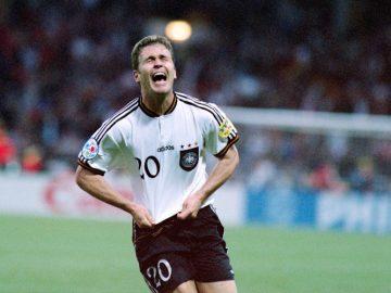 Soccer Legend Oliver Bierhoff