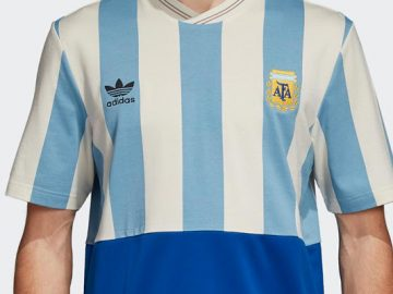Argentina Kit World Cup 2018