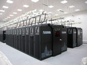 Russia 2018 Supercomputer