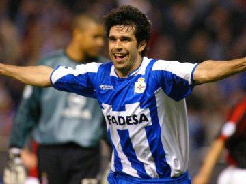 Soccer Legend Juan Carlos Valerón