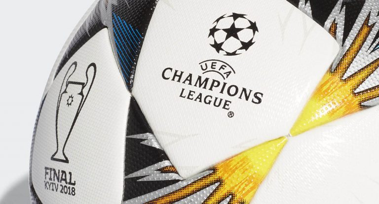champions league final 2018 ball adidas