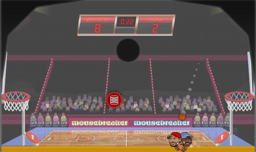 sports head basketball best score