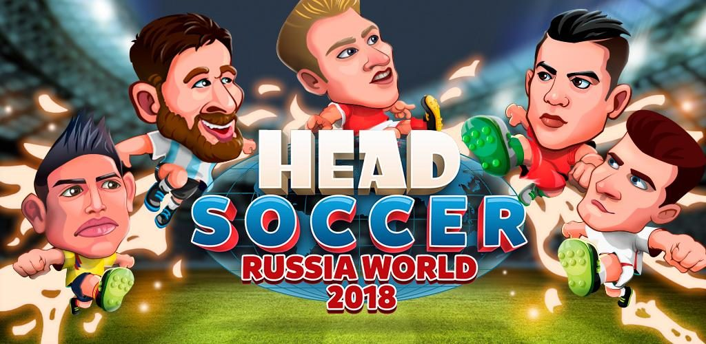 sports head soccer Russia World Cup 2018 mobile app android