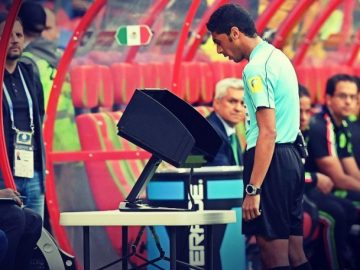 World Cup Russia VAR