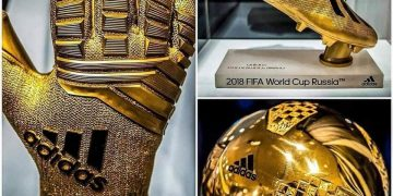 predict winner of World Cup 2018 Golden Awards
