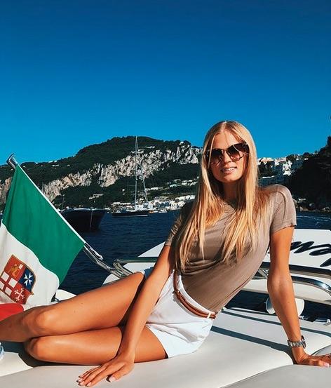 Russian Babes World Cup Vita Sidorkina