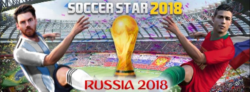 soccer star 2018 russian world cup