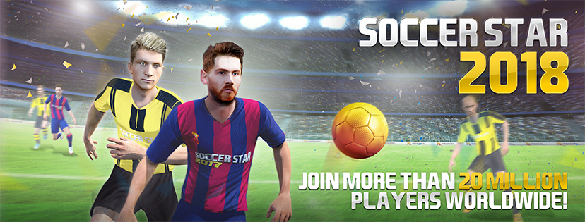 soccerstar2018game