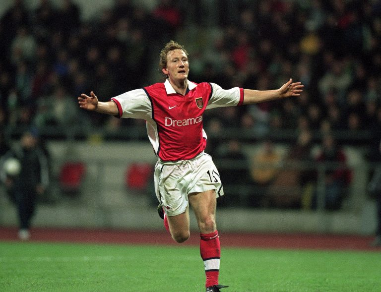 Ray Parlour Beer Story