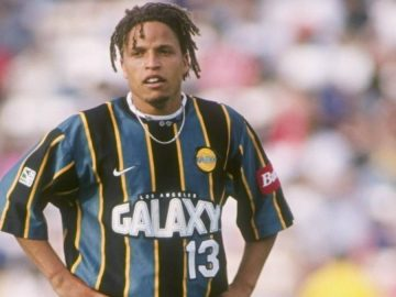 MLS Legends - Cobi Jones