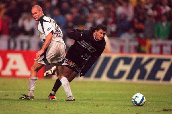 MLS Legends Marco Etcheverry