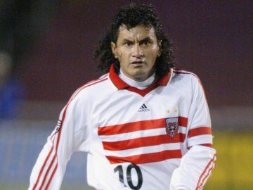 Soccer Legends Marco Etcheverry