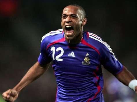 Monaco new Coach Thierry Henry