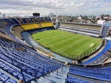 soccer stadium la bombonera