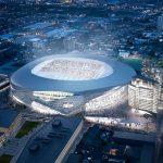 Tottenham New Stadium is Delayed