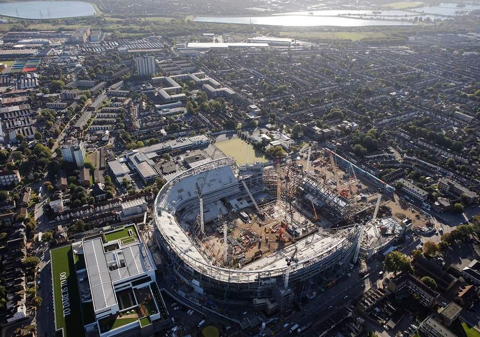 Tottenham Stadium Delay