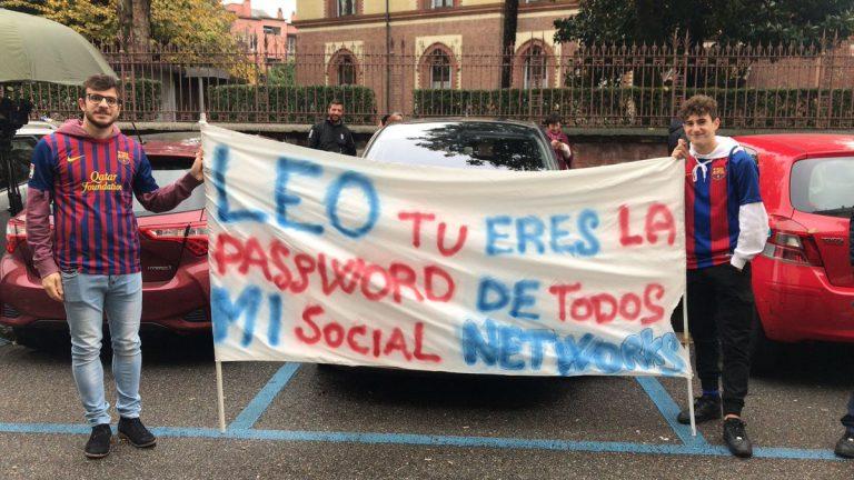 Leo Messi Password