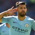 Soccer Legends Sergio Aguero
