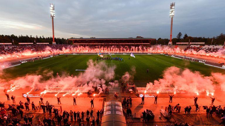 Soccer Stadiums Karlsruher Goodbye