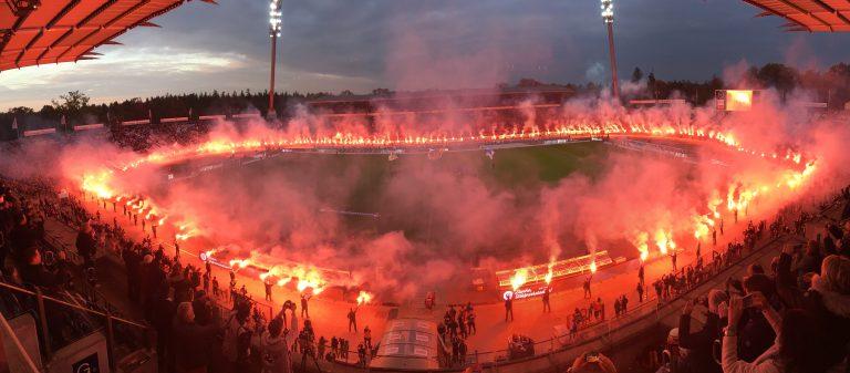 Soccer Stadiums Karlsruher