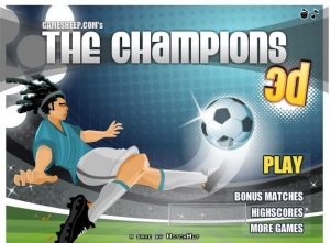 Champions 3D Soccer
