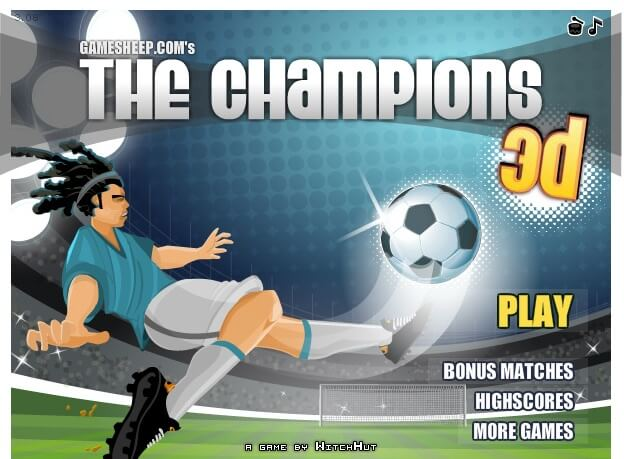 Champions 3D Soccer