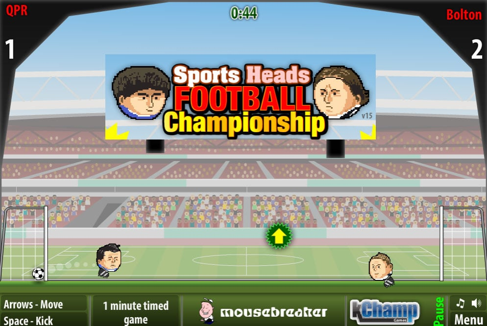 sports heads football championship
