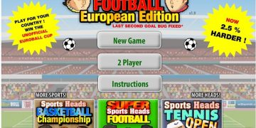Sports Heads Soccer Europe