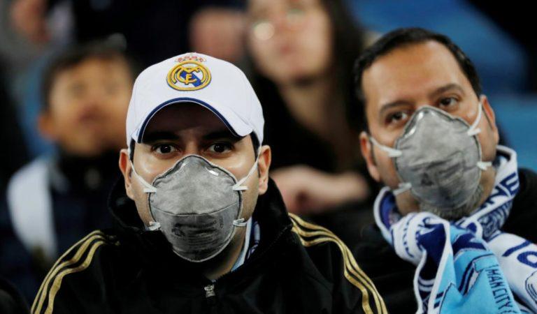How the coronavirus affected soccer in Spain