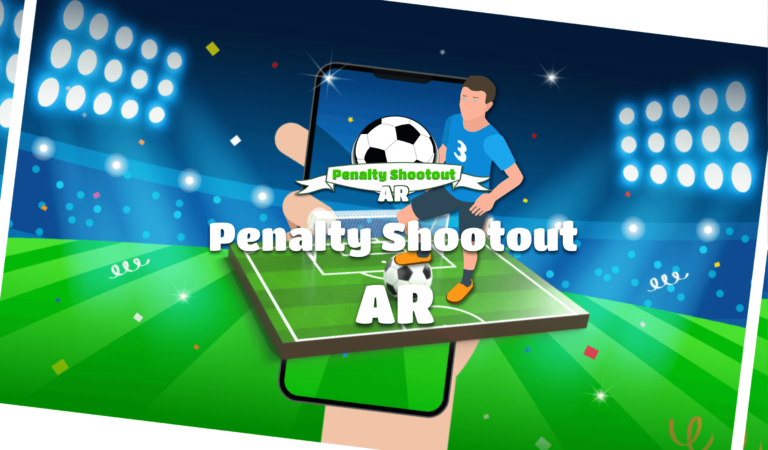 New Penalty Shoot-out AR mobile game