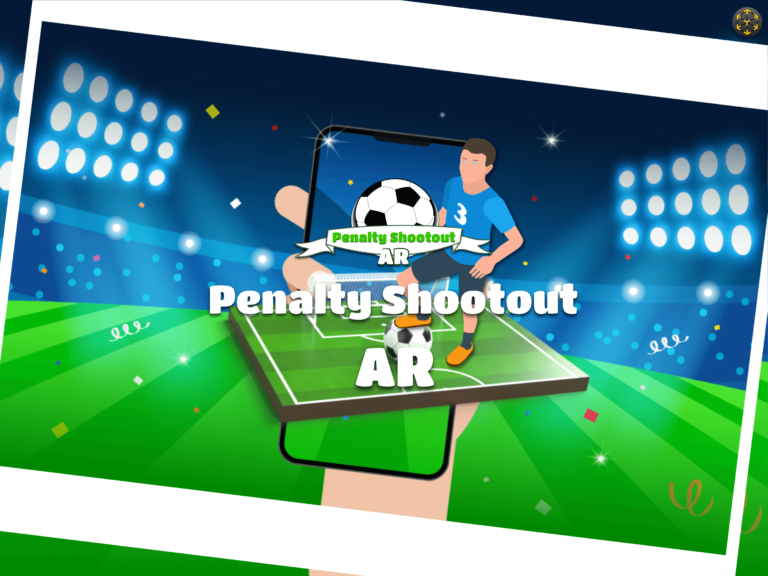 Penalty Shootout AR game cover