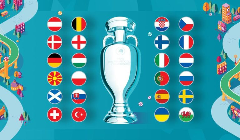 The EURO 2020 Line-Up is Complete! (+ Schedule)