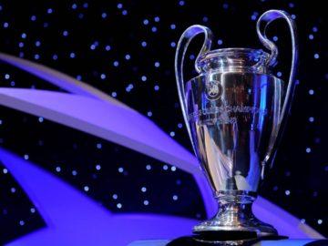 Champions League Draw 20-21 (Last 16)
