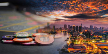 betting and casinos in Thailand